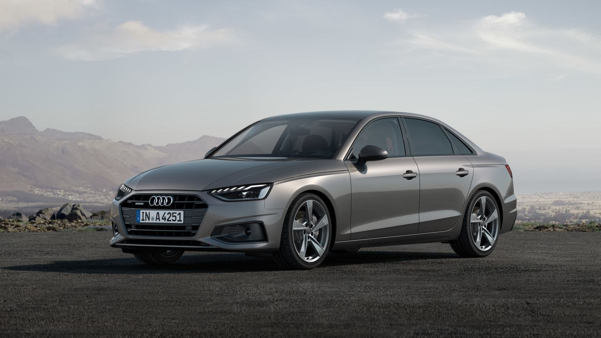 Audi A4 Avant 40 Tdi Black Line Edition Quattro-ultra Avant Aut. 7v