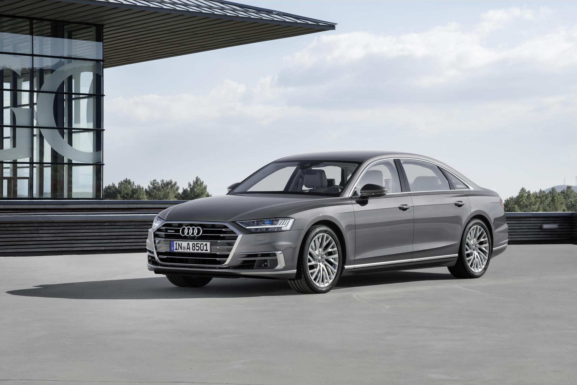Audi A8 50 Tdi 286 Quattro Aut. 8v