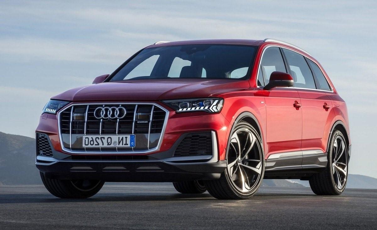 Audi Q7 45 Tdi Quattro 5p Aut. 8v