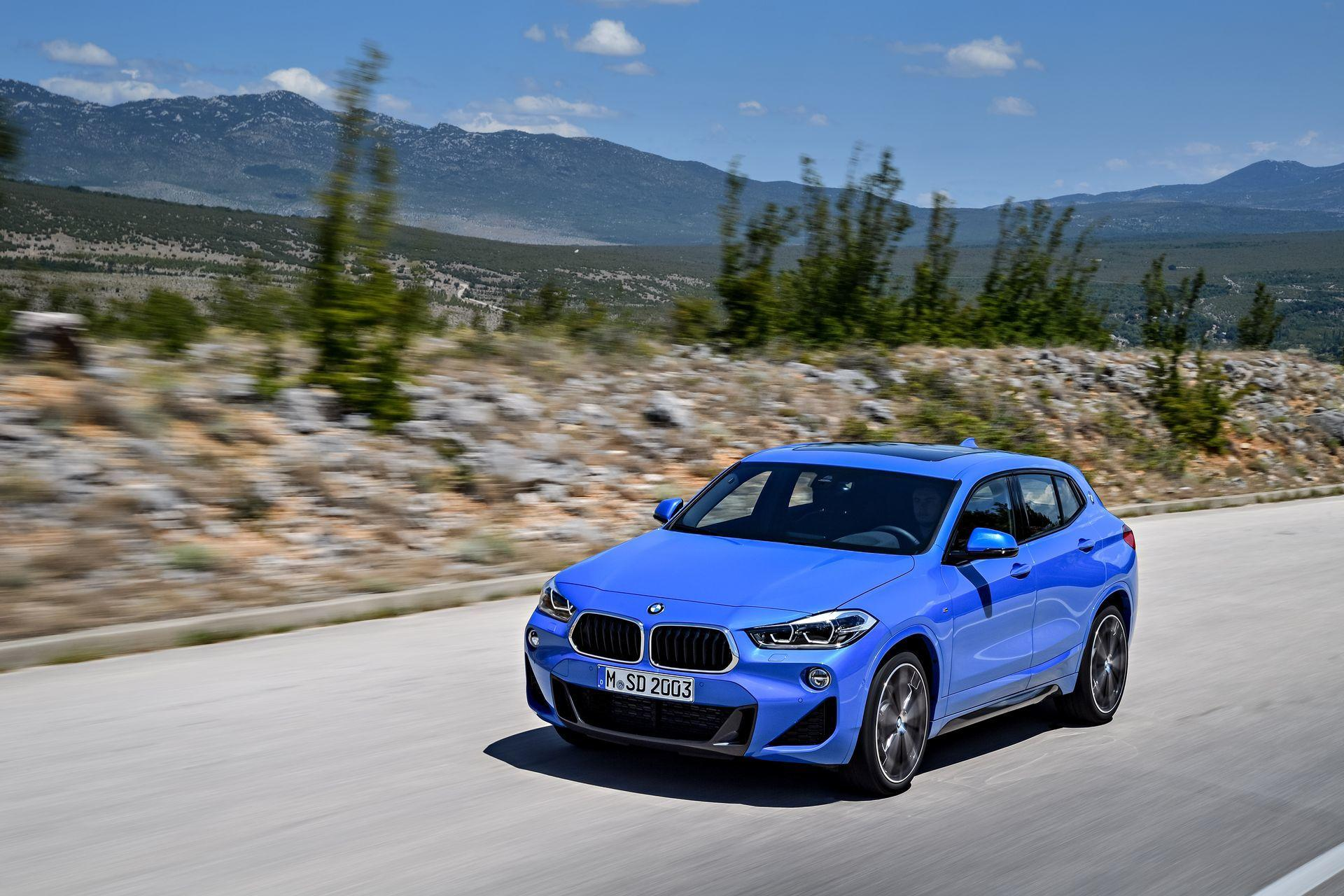 Bmw X2 Sdrive18d 6v