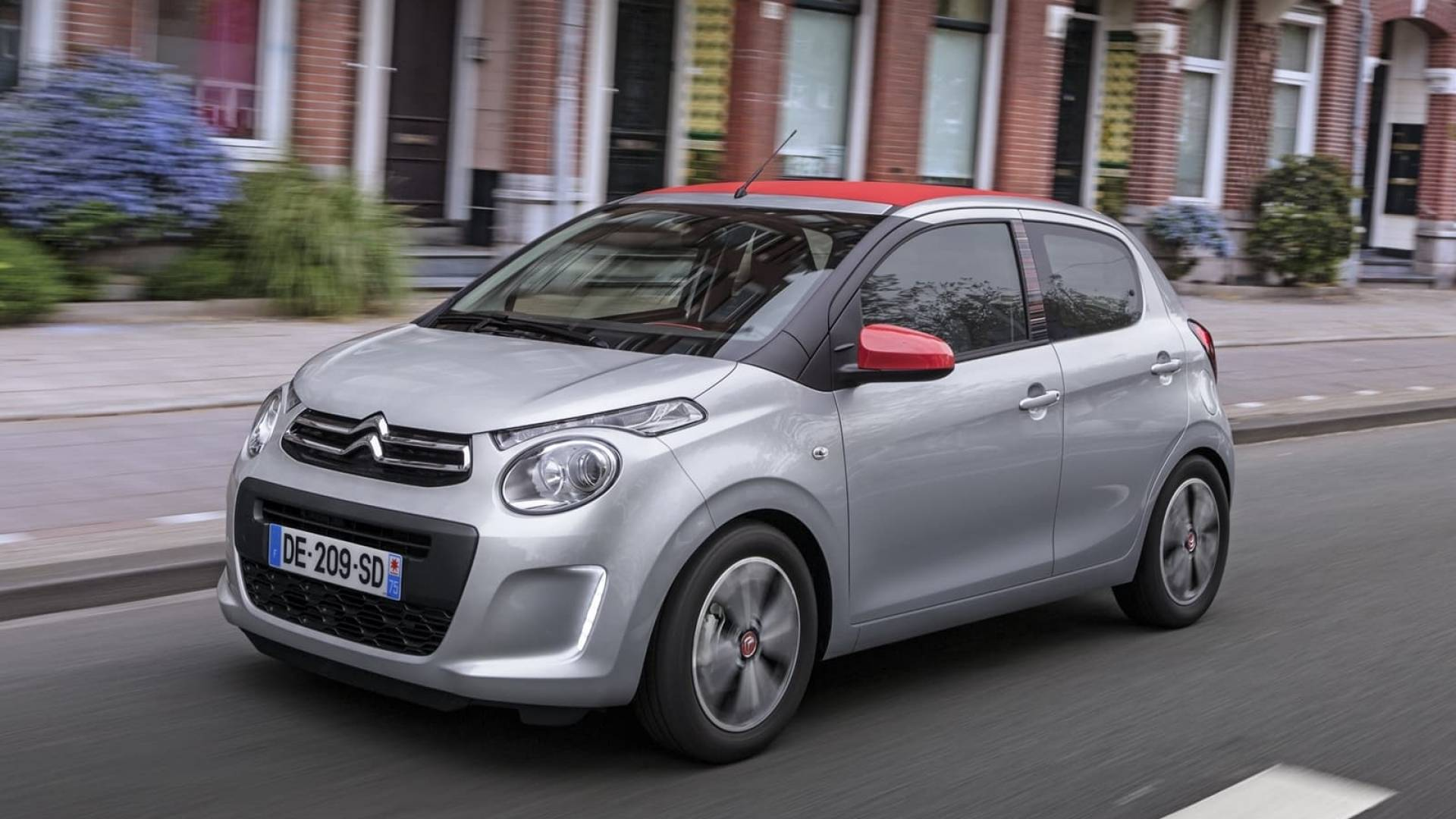 CitroËn C1 1.0 Vti 72 City Edition