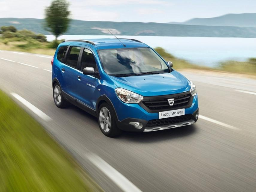 Dacia Lodgy 1.3 Tce 100 Essential 5p