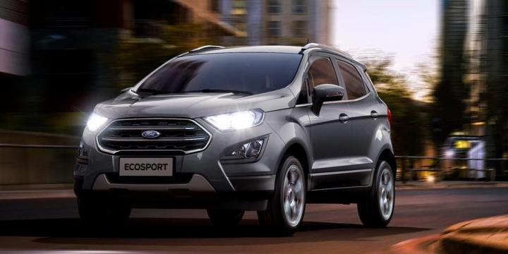 Ford Ecosport 1.0 Ecoboost 125 Trend 4x2 6v