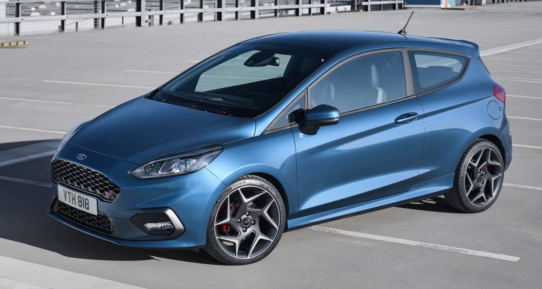 Ford Fiesta 5p 1.1 Ti-vct 85 Trend 5p