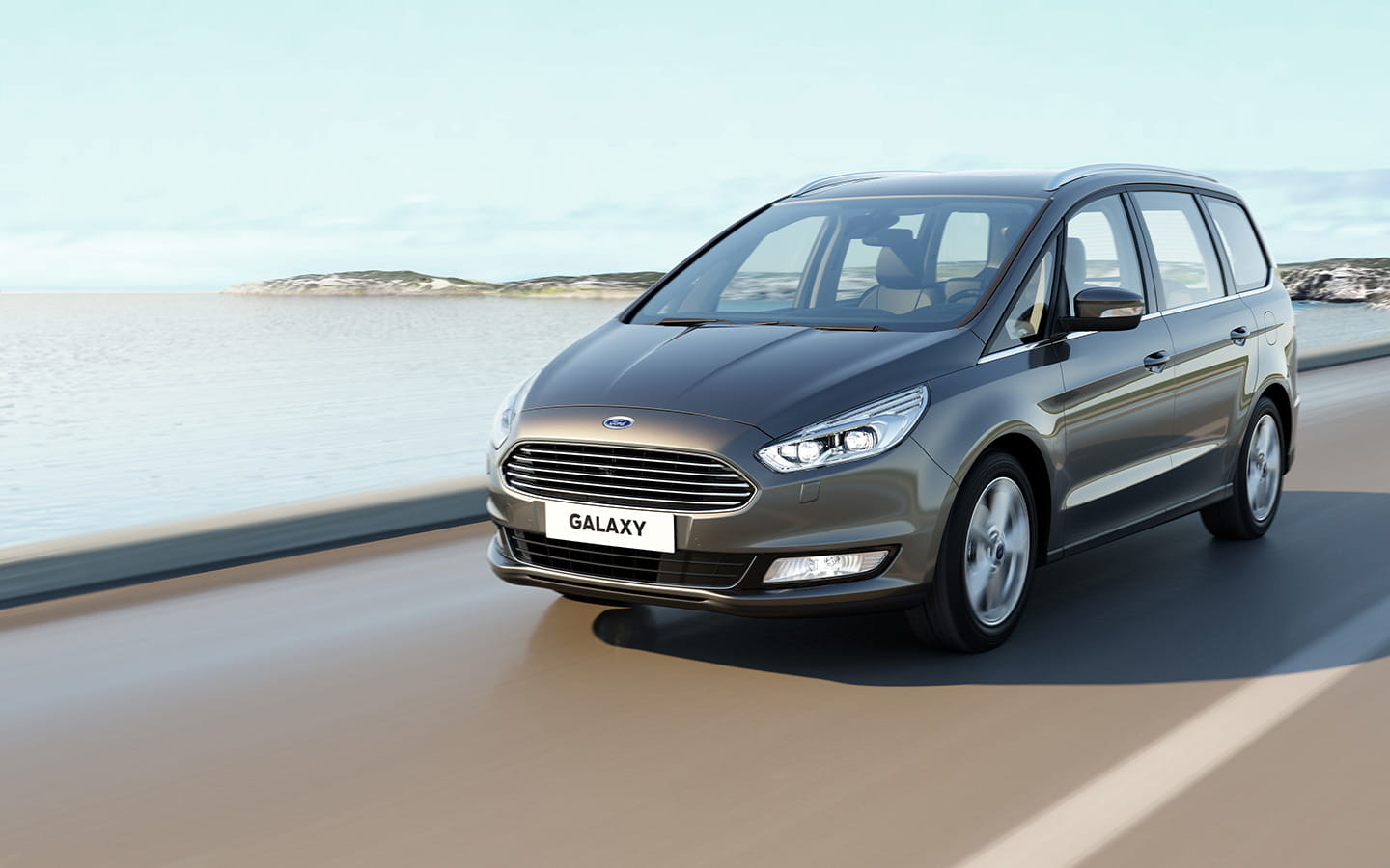 Ford Galaxy 1.5 Ecoboost 165 Trend 6v