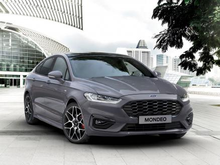 Ford Mondeo Berlina 2.0 Tdci 120 Trend 6v 5p