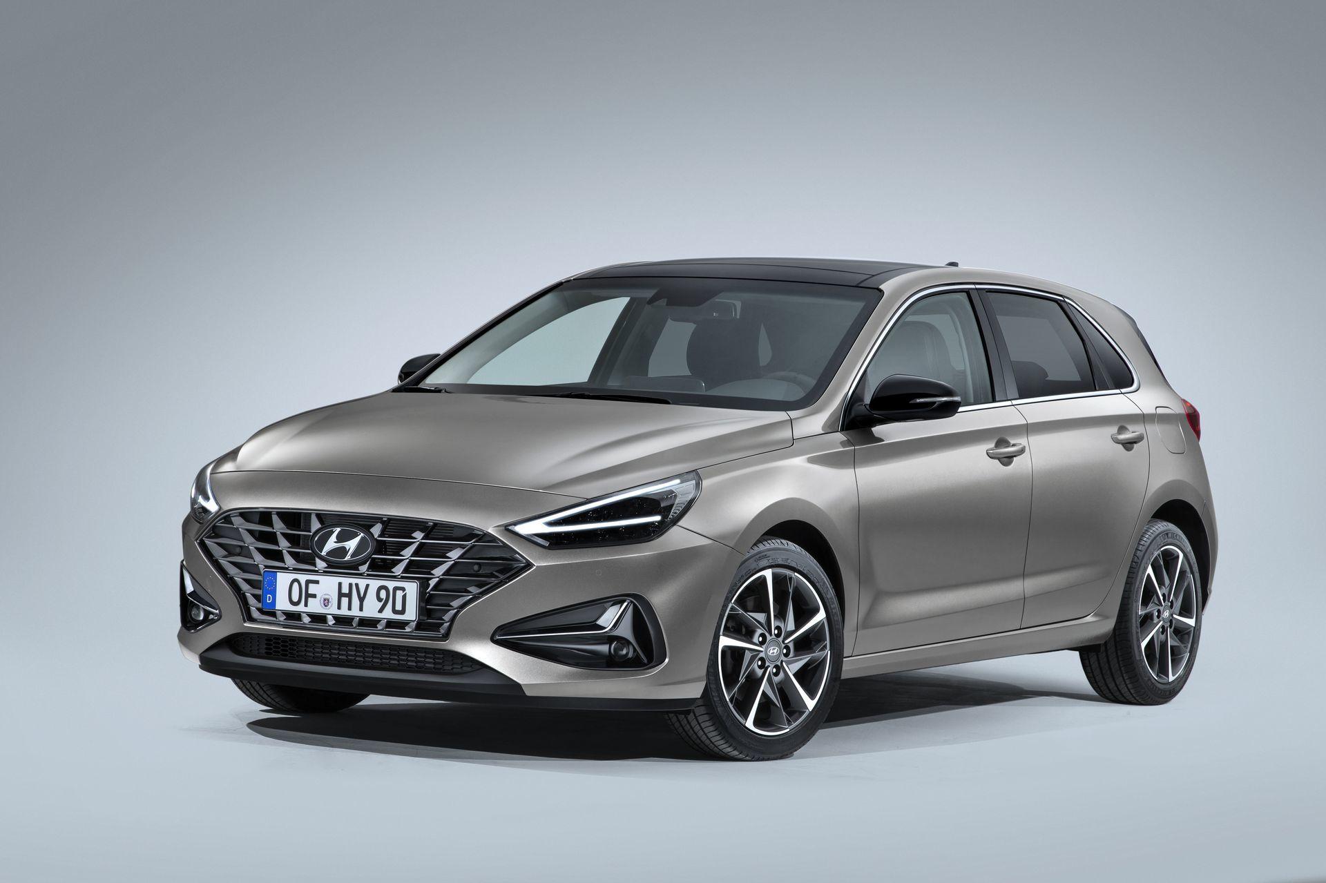 Hyundai I30 5p 1.0 T-gdi 120 Klass 6v 5p