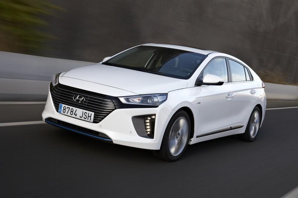 Hyundai Ioniq 1.6 Gdi Híbrido Klass Le Aut. 6v