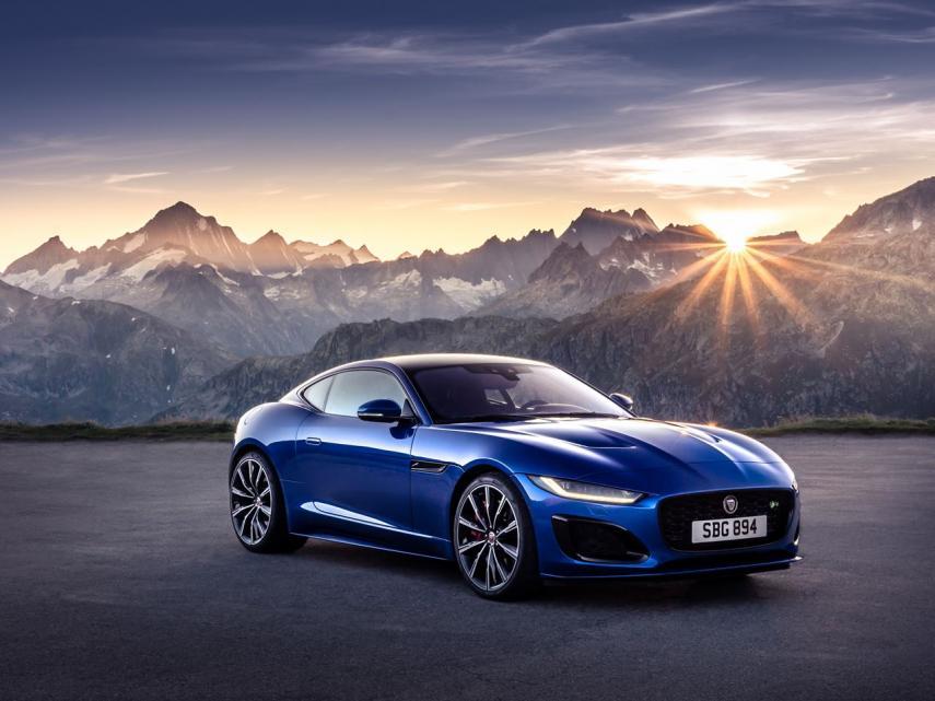 Jaguar F-type Convertible 2.0 I4 300 Convertible Aut. 8v
