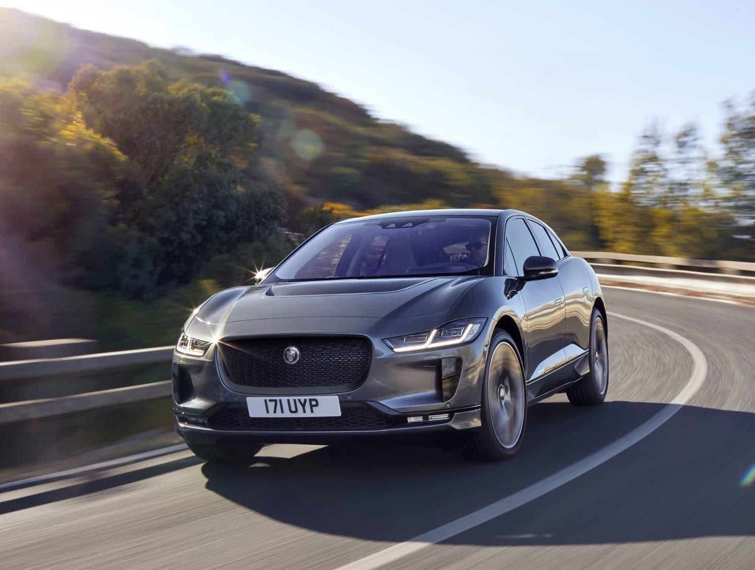 Jaguar I-pace Ev400 S Awd Aut.
