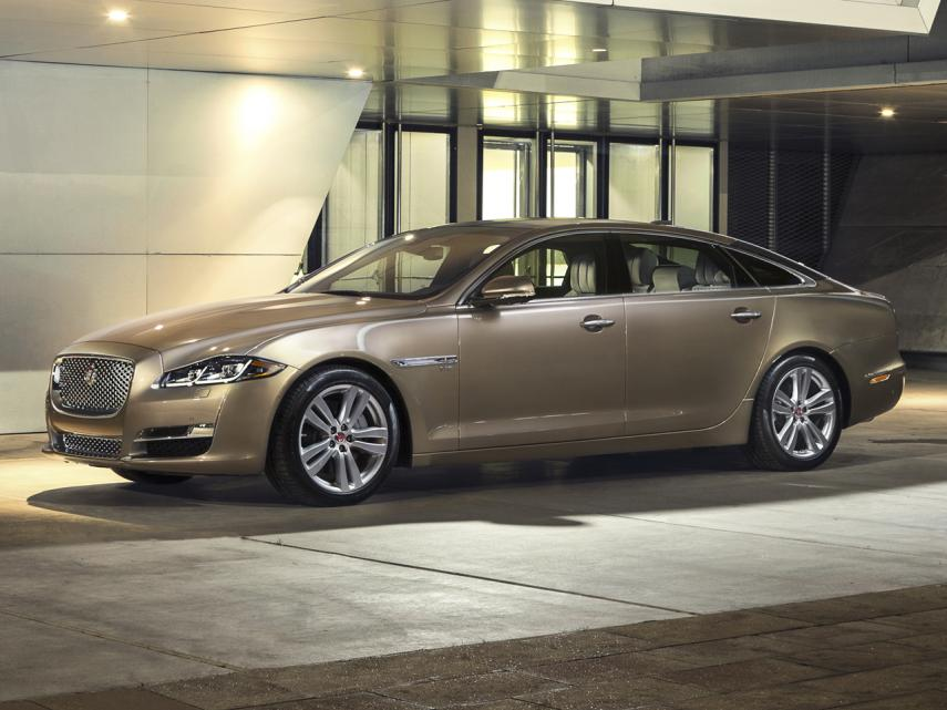 Jaguar Xj 3.0 D Luxury 8v Aut.
