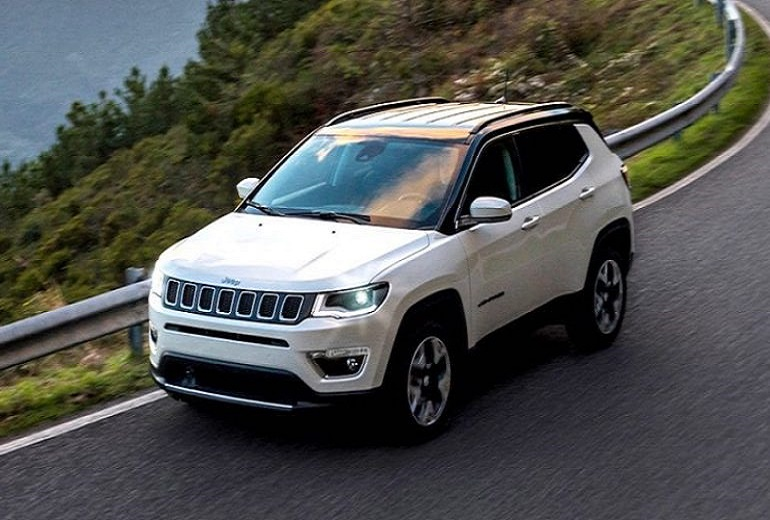 Jeep Compass 1.4 Multiair 170 Opening Edition 4x4 Aut. 9v