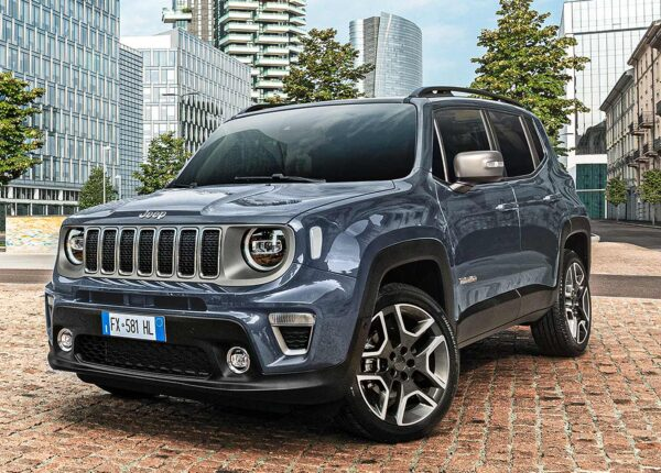 Jeep Renegade 1.0 Turbo 120 Sport 4x2 6v