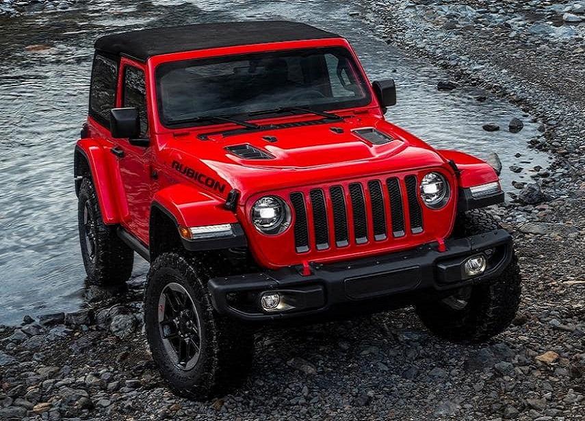 Jeep Wrangler 3p 2.0t 270 Sport 3p Aut. 8v