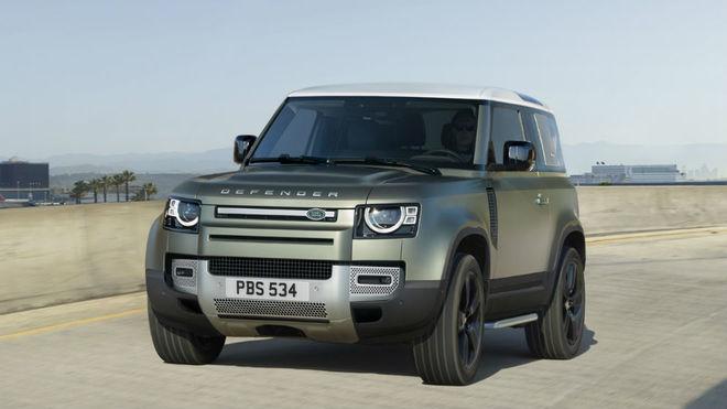 Land Rover Defender 110 110 2.0 Sd4 200 Awd Aut. 8v 5p