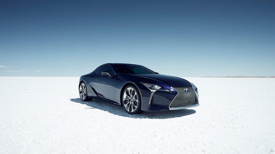Lexus Lc 3.5 V6 500h Luxury Aut.