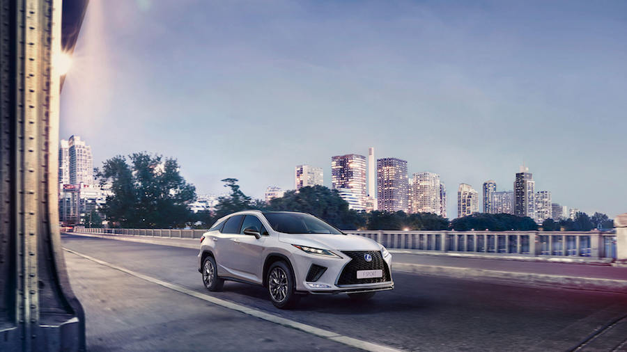 Lexus Rx 450h Hybrid Eco Aut.
