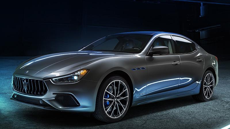Maserati Ghibli 3.0 Diesel Aut. 8v
