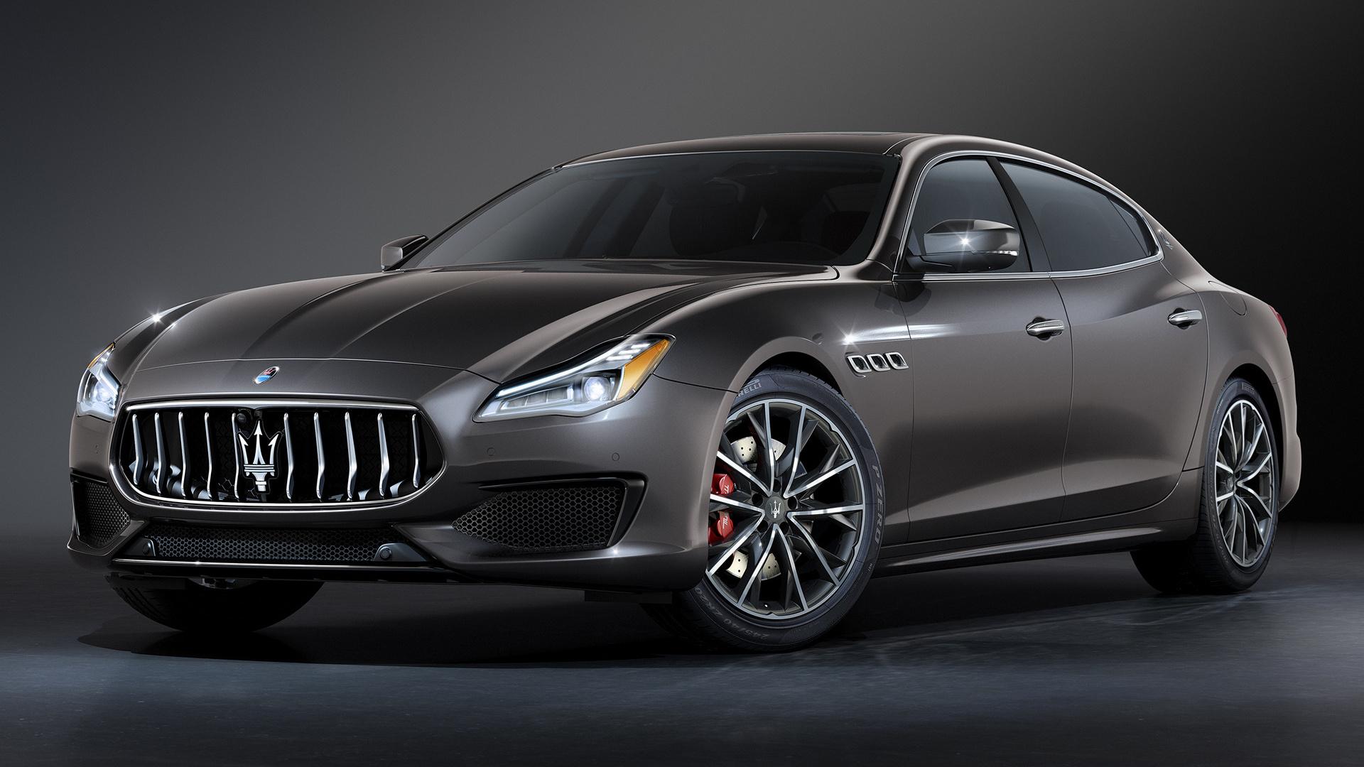 Maserati Quattroporte 3.0 V6 4wd Aut. 8v