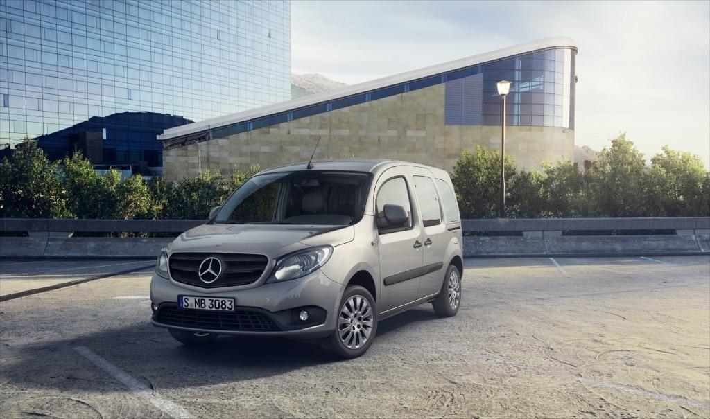 Mercedes-benz Citan 108 Cdi Furgón Compacto