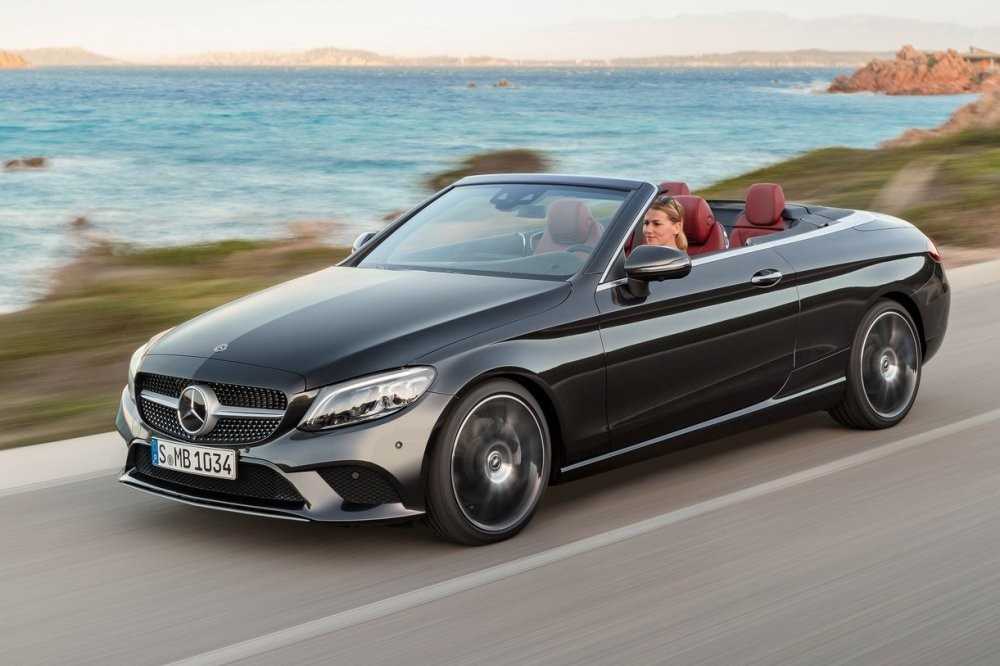 Mercedes-benz Clase C Cabrio 200 Aut. 9v