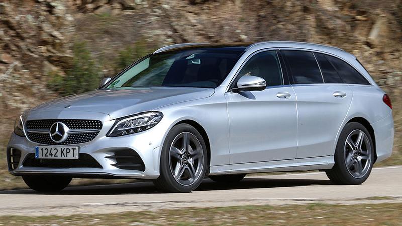 Mercedes-benz Clase C Estate 200 D Estate Aut. 9v