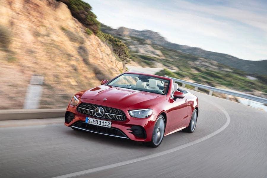 Mercedes-benz Clase E Cabrio 220 D Cabrio Aut. 9v