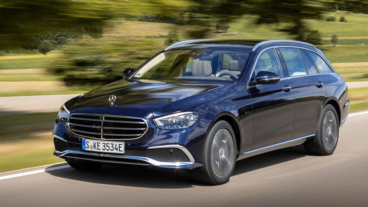 Mercedes-benz Clase E Estate  450 4matic Estate Aut. 9v