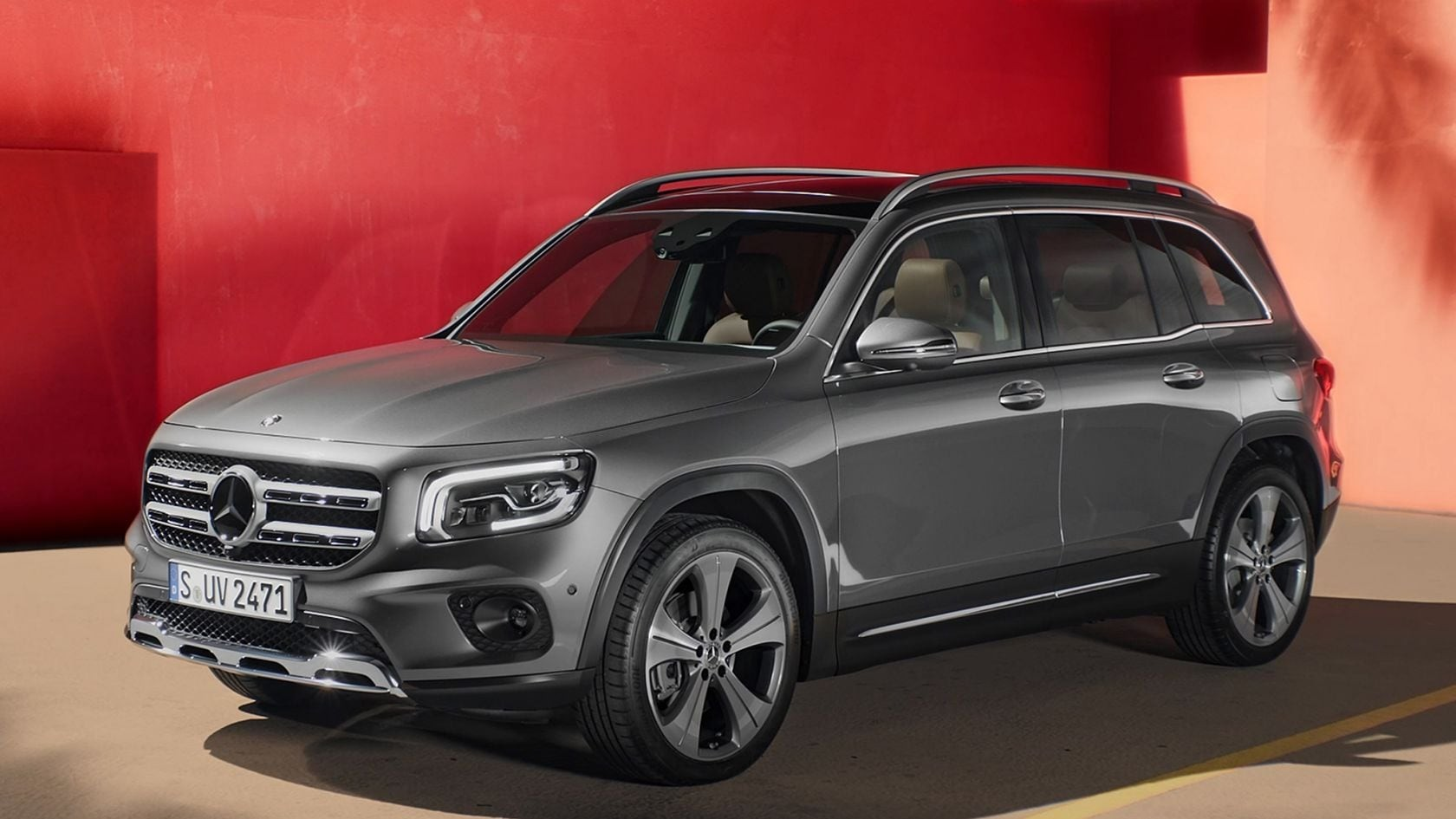 Mercedes-benz Glb 200 Aut. 7v
