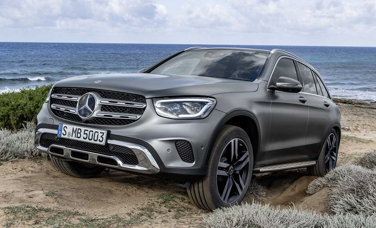 Mercedes-benz Glc 200 D 4matic Aut. 9v