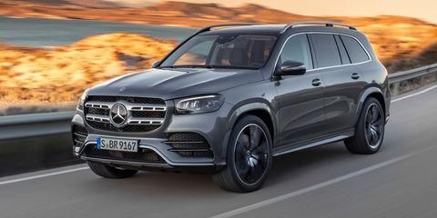Mercedes-benz Gls 350 D 4matic Aut. 9v