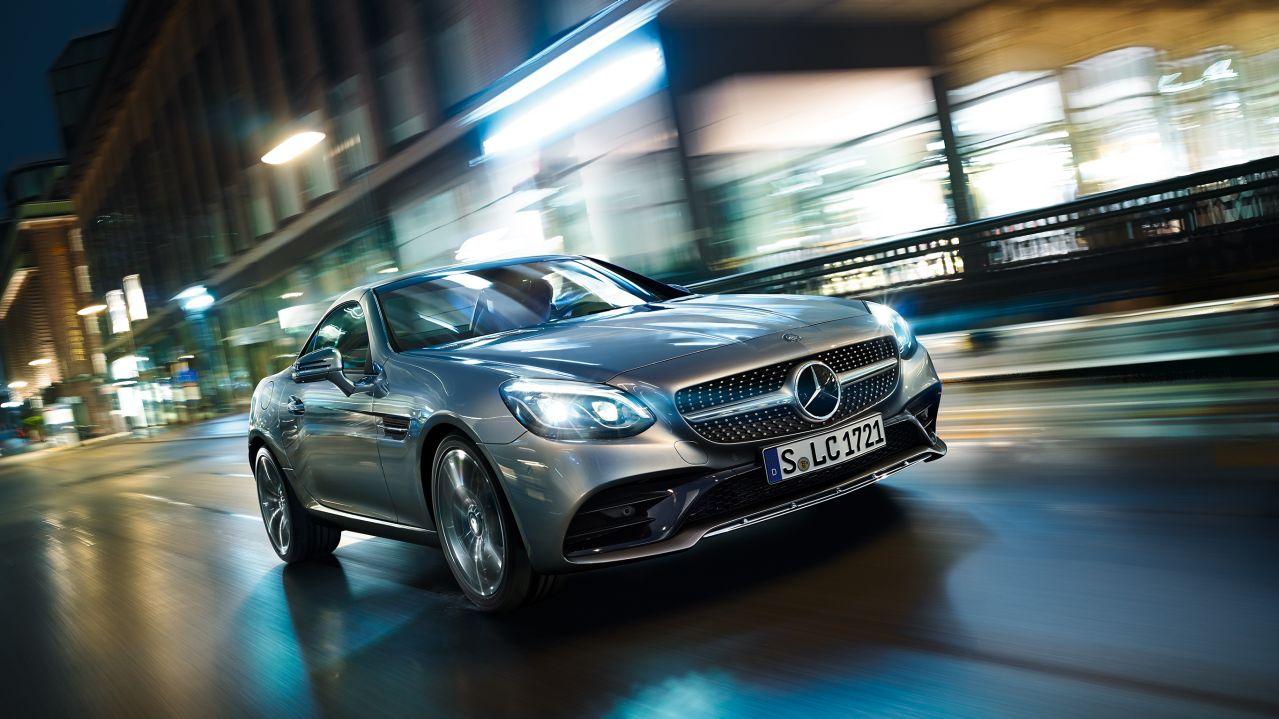 Mercedes-benz Slc 200 6v