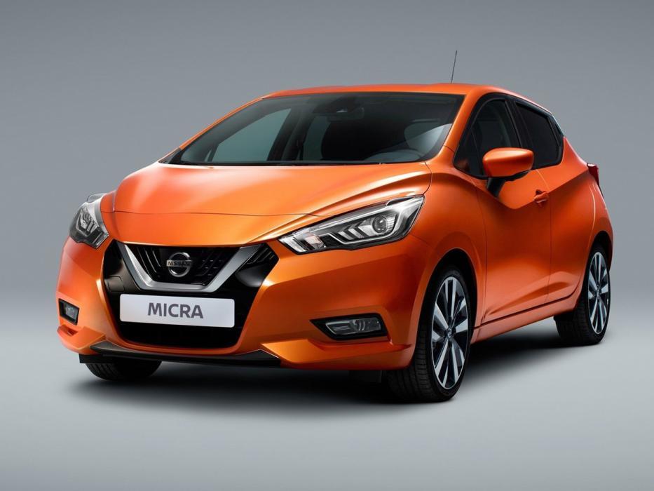 Nissan Micra 1.0 73 Visia+ 5p