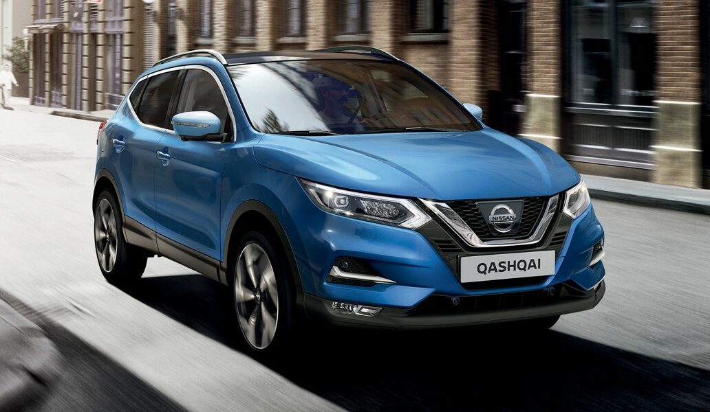 Nissan Qashqai 1.3 Dig-t 140 S&s Visia 4x2 6v