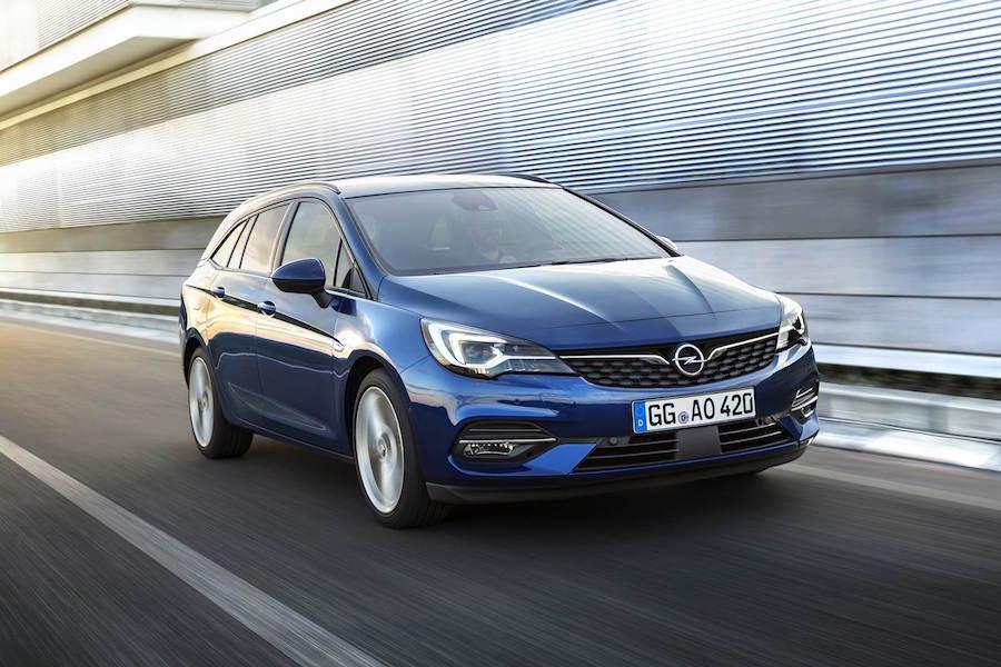 Opel Astra Sports Tourer 1.2 Turbo 110 Sports Tourer 6v