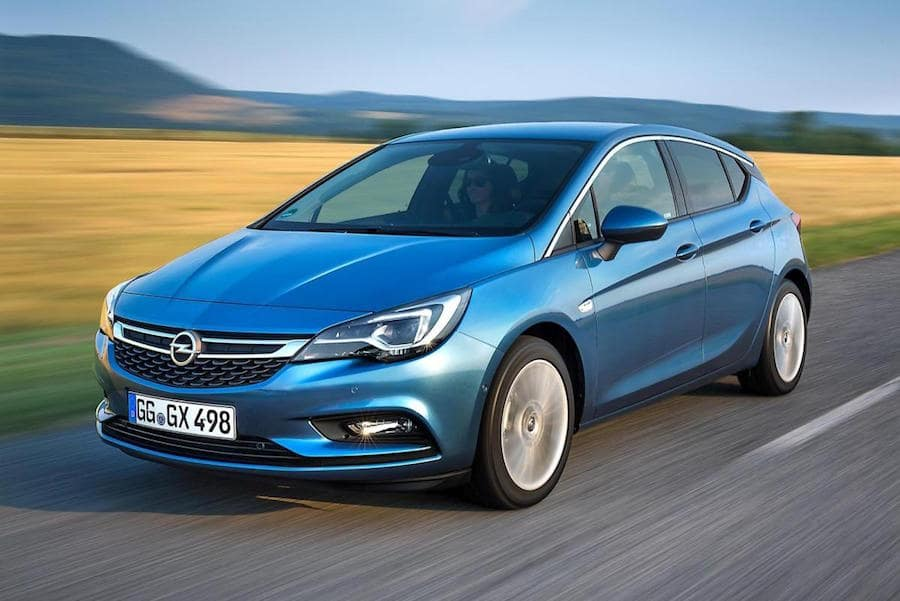 Opel Astra 5p 1.2 Turbo 110 5p 6v