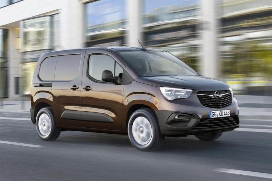Opel Combo Life 1.5 Td S&s 75 Expression L