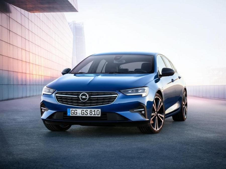 Opel Insignia Grand Sport 1.5d 122 Grand Sport Gs Line 6v 5p