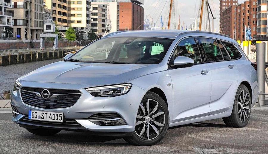 Opel Insignia Sports Tourer 1.5d 122 Sports Tourer Gs Line 6v