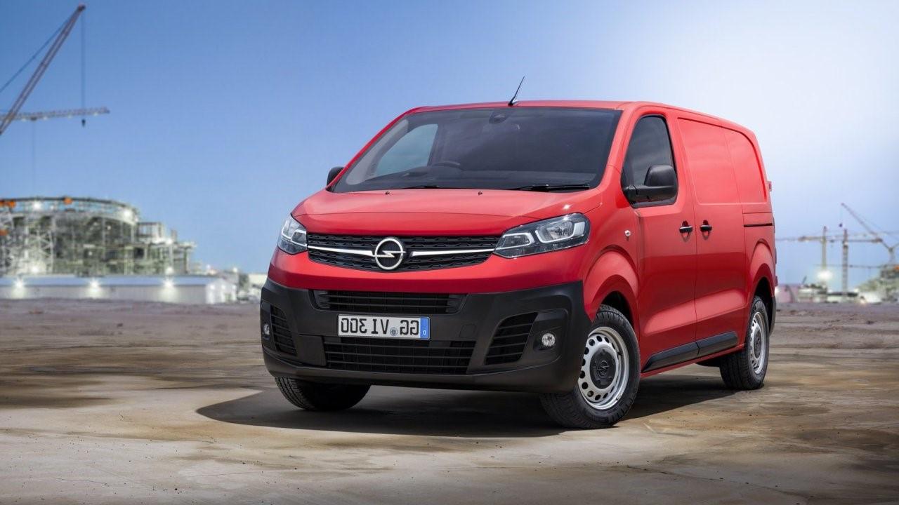 Opel Vivaro Furgón Cab. Doble 2900 L2 H1 2.0 Cdti 114 6v