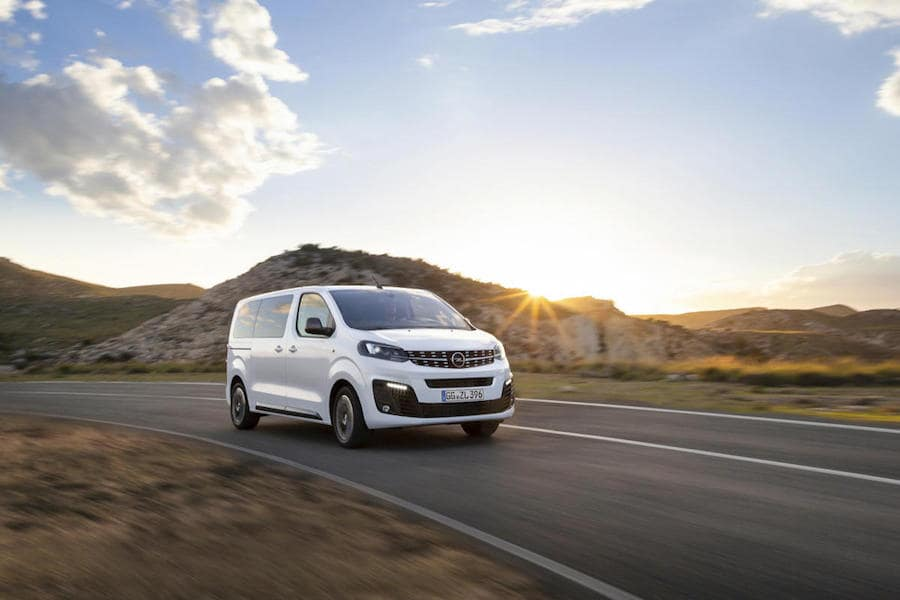 Opel  Zafira Life 1.5 Diesel 120 Business S 6v