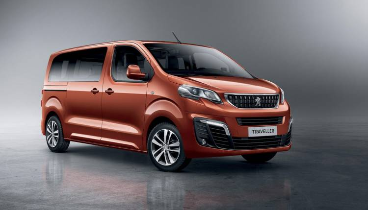 Peugeot Traveller 1.6 Bluehdi 115 S&s Compact Business 6v