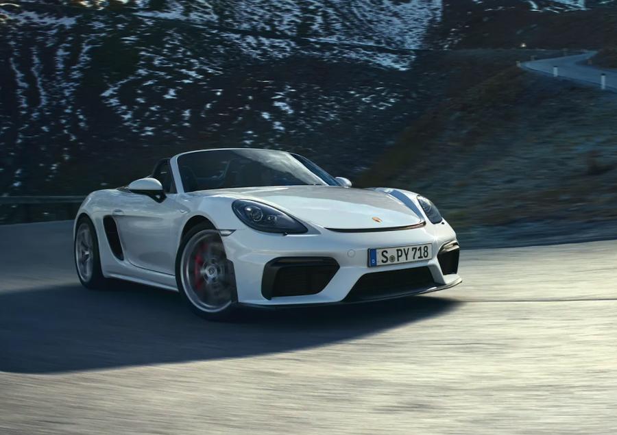 Porsche 718 Spyder 4.0 6v