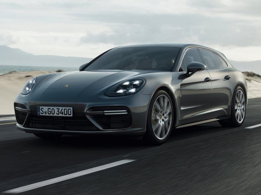 Porsche Panamera 2.9 Aut. 8v