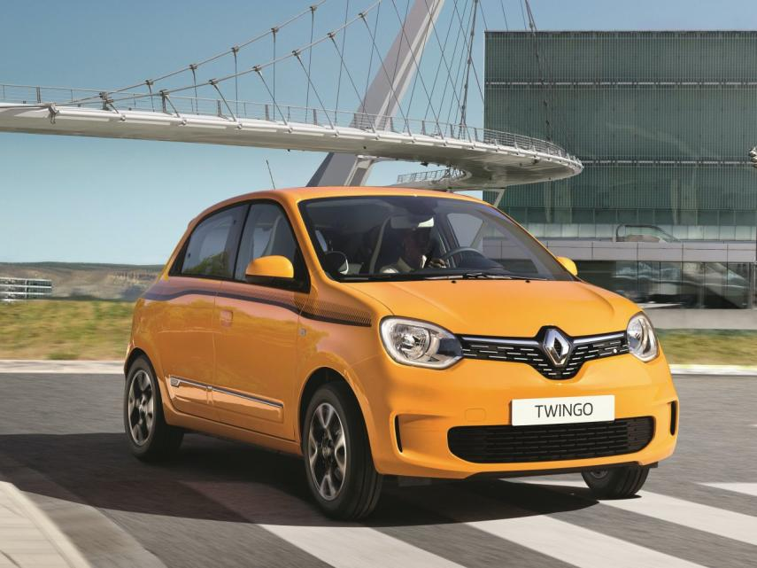 Renault Twingo 1.0 Tce 75 Intens