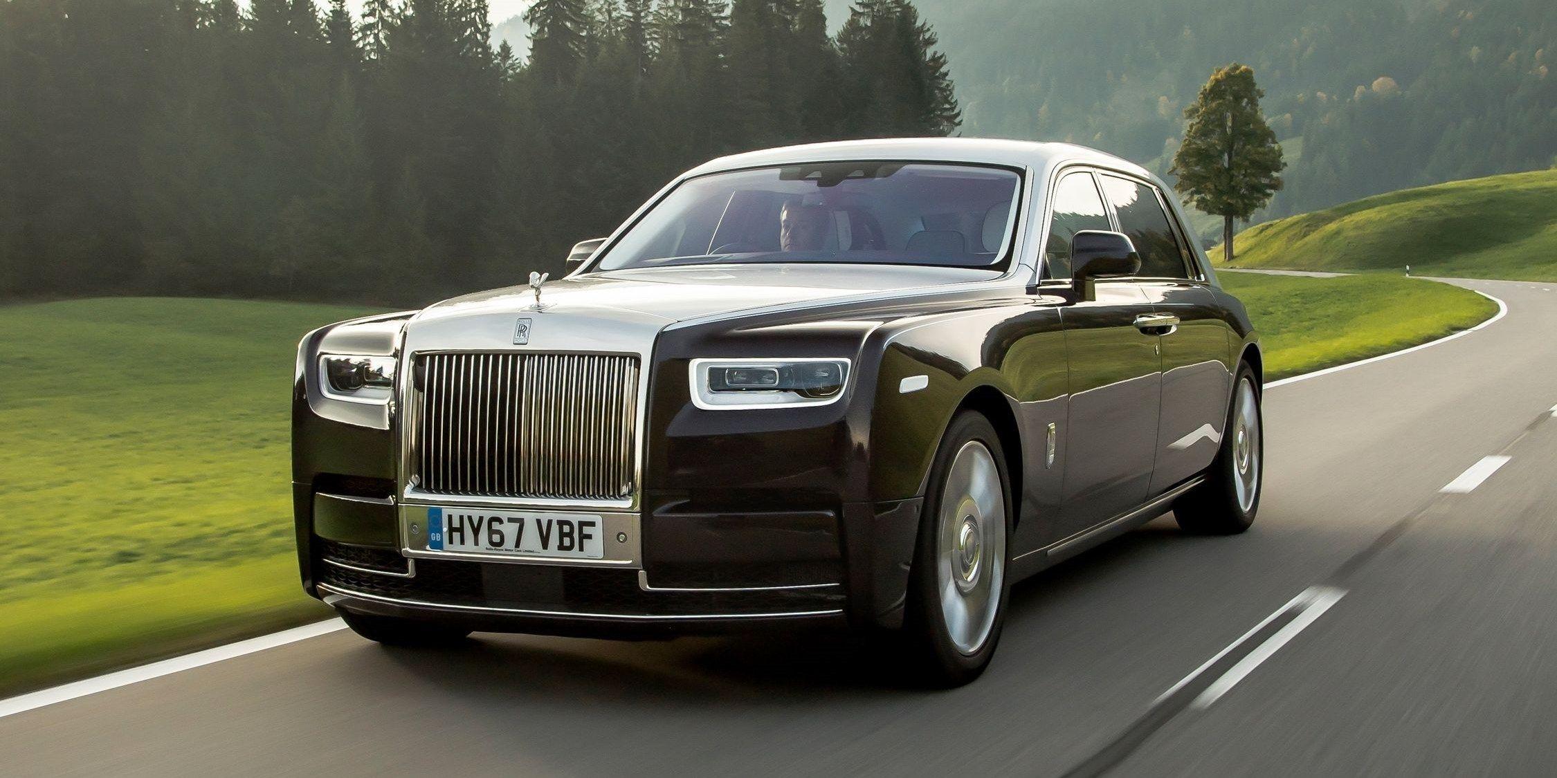 Rolls-royce Phantom 6.7 V12 6v Aut.