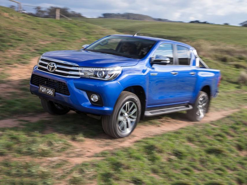 Toyota Hilux 2.4 150d 4x4 Gx 6v
