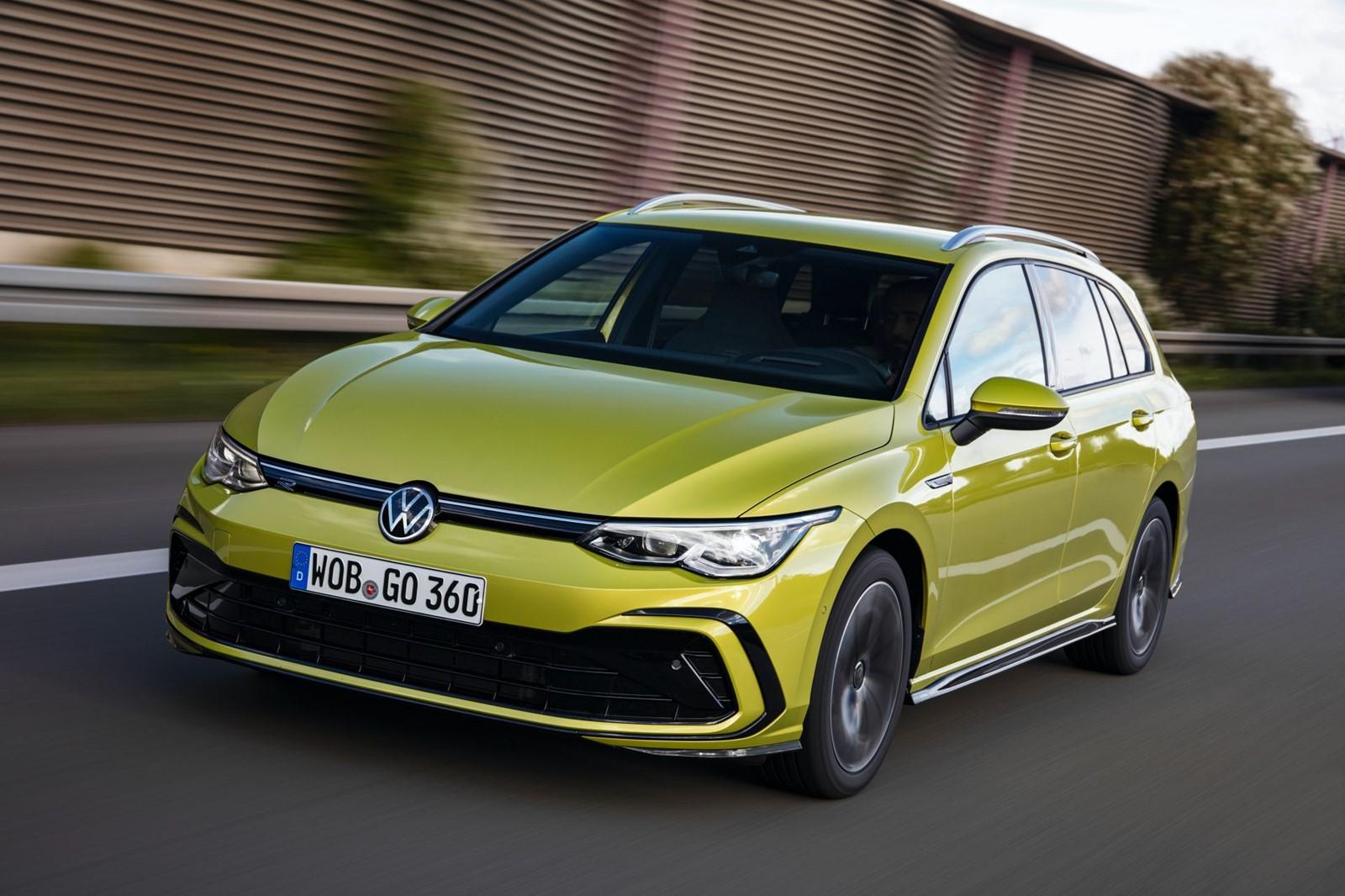 Volkswagen Golf Variant 1.0 Tsi 110 Bmt Edition Variant 6v