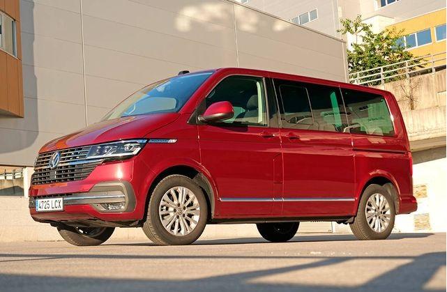 Volkswagen Multivan 2.0 Tdi 102 Startline
