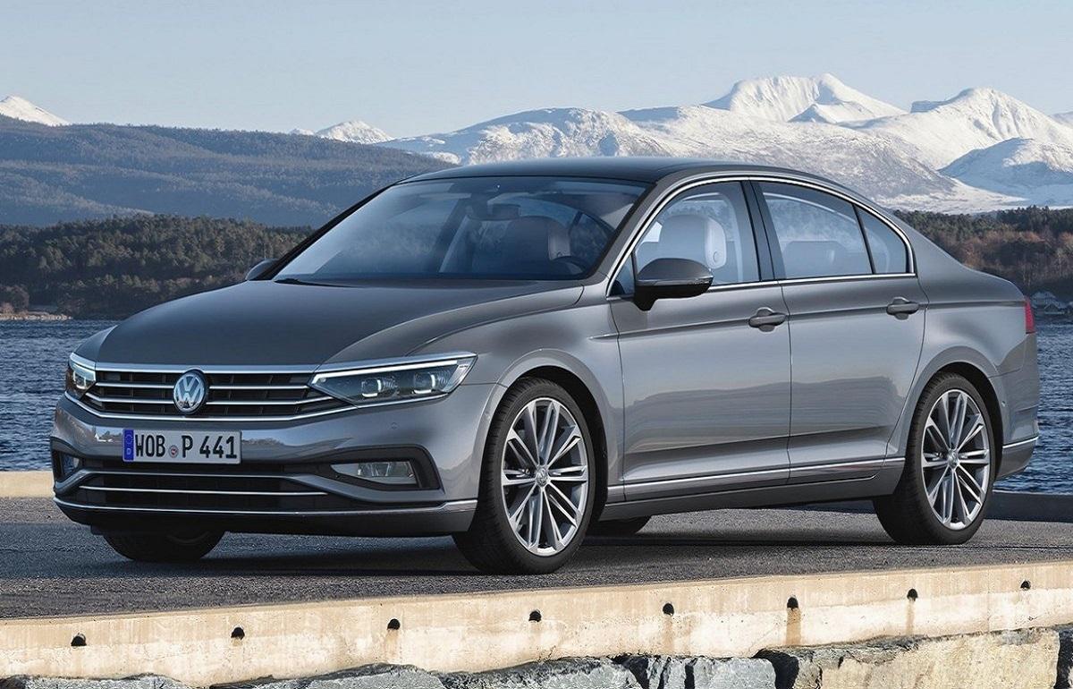 Volkswagen Passat 4p 1.5 Tsi 150 6v